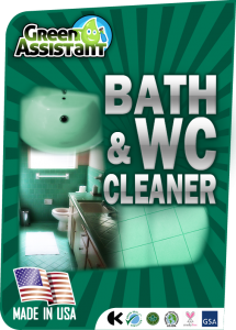 Bath WC cleaner